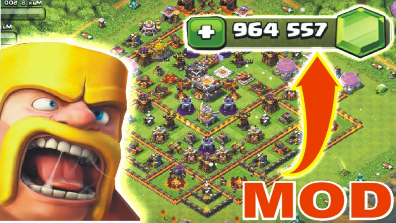 [APK] Clash of Clans (MOD, Unlimited All) Premium Mod …