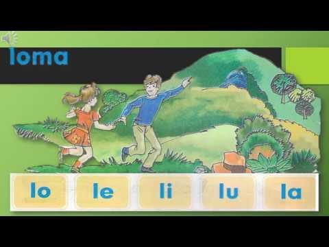 Learn Spanish - Español - Mi paloma sale sola a la loma