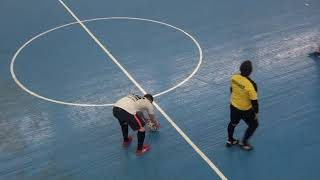 Загорский Трубник Сатурн 1 тайм Чемпионат мини футбол 2020 21