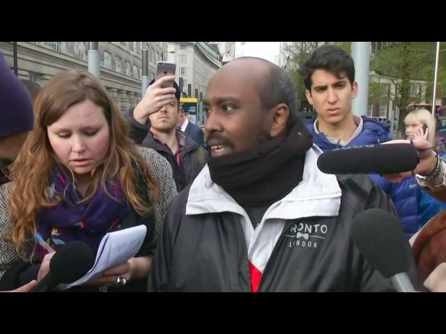 London attacks: Eyewitness account