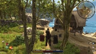 ArcaniA: Gothic 4 - HD Intro Stage Gameplay PC High Settings 2013 (Also on 360 + PS3) test