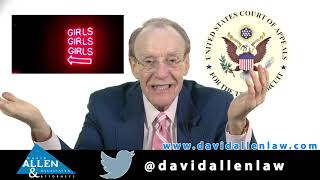 David Allen Legal Tuesday: Constitutionality of Displaying Naked Female Breasts in Public