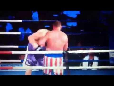 Mark de Mori 2012 fight