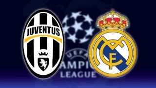 PES2014.Juventus-Real Madrid.First Game.