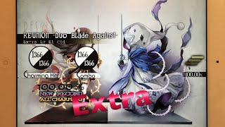 【DEEMO】RE:UNION -Duo Blade Against- ex AC(100.00%)