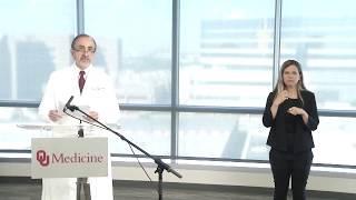 Coronavirus in Oklahoma: OU Medicine prepares for surge