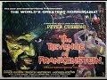 The Revenge of Frankenstein (1958) movie review. Hammer horror. Peter Cushing.