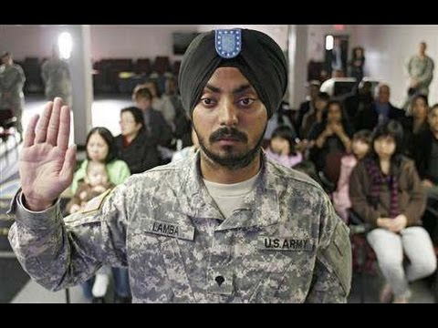 US Army Welcomes Turbans, Beards And Hijabs