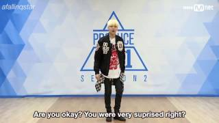 [ENG SUB] PRODUCE 101 S2    ALL PT3 INTRODUCTIONS