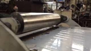 Тестораскаточная машина с регулировкой толщины теста(Мы ремонтируем, обслуживаем, модернизируем и производим пищевое оборудование кафе, ресторанов, различных..., 2016-07-30T12:52:07.000Z)
