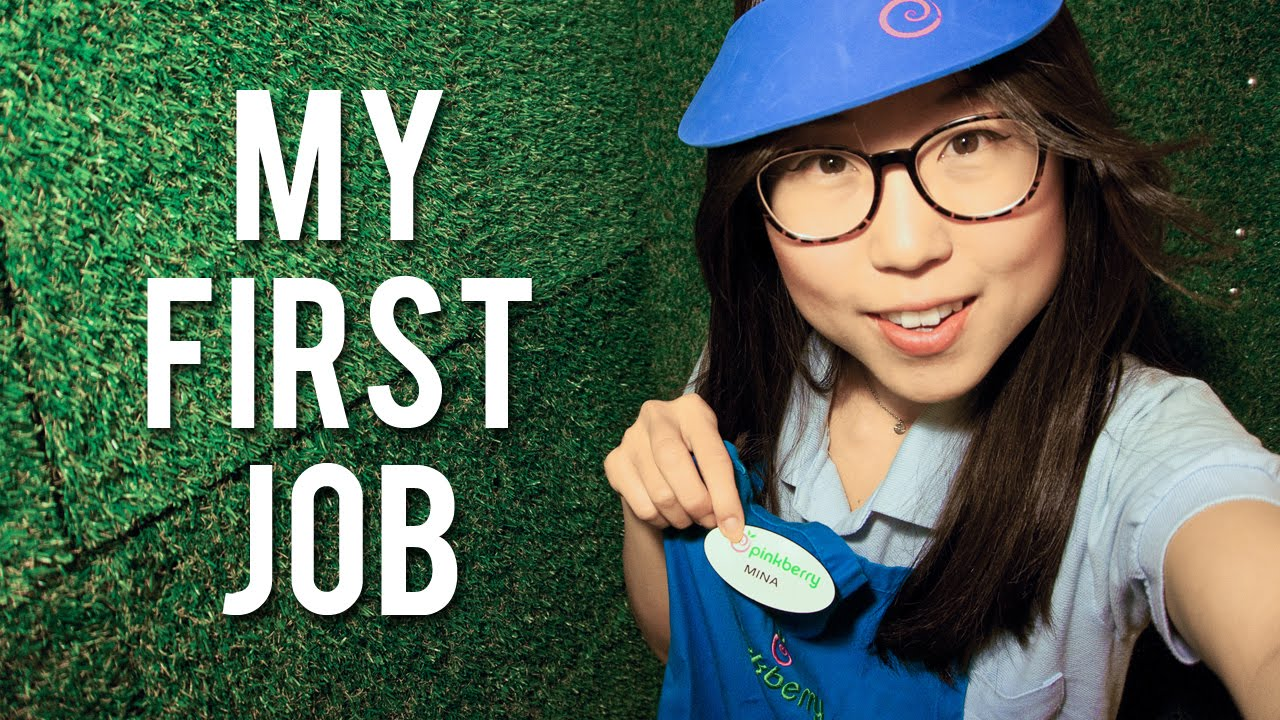 my first job experience