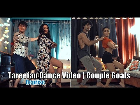 Tareefan Reprise dance video | Veere Di Wedding | Lisa Mishra | Couple goals | Sony a6300