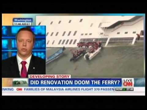 MM&P Chief of Staff on CNN Regarding South Korean Ferry Disaster
