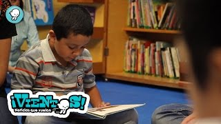 "ENTÉRATE: ""Crecemos con la lectura"""
