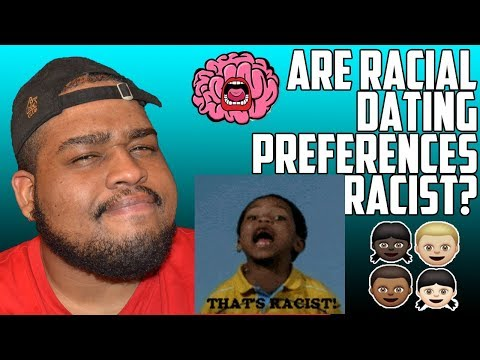 dating preferences discriminatory