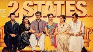 Trailer of Arjun Kapoor, Alia Bhatt Starrer '2 States' Unveiled