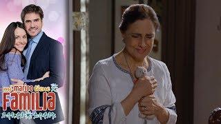 Blanca decide olvidar a Juan Pablo   Mi marido tiene familia - Televisa