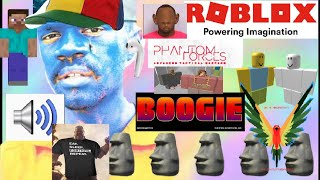 """BOOGIE-ING IN ROBLOX"" (Roblox Montage/ Brockhampton Parody)"