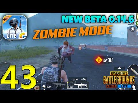 PUBG MOBILE LITE - Update 0.14.6 Zombie Mode Gameplay - Part 43