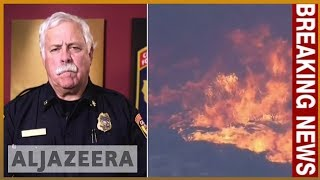 🇺🇸Raging California wildfires kill 9, force thousands to flee | Al Jazeera English