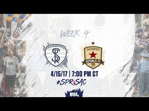 USL LIVE - Swope Park Rangers vs Sacramento Republic FC 4/15/17