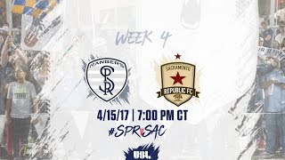 Swope Park Rangers vs Sacramento Republic FC full match