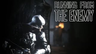 Gaming Tribute || Running From The Enemy