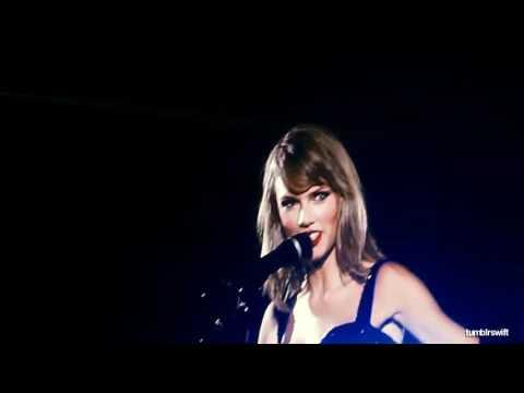 Taylor Swift - Clean Speech Tokyo Night 1 HD
