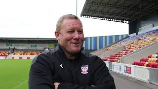 🗣️ Steve Watson speaks on Clayton Donaldson signing