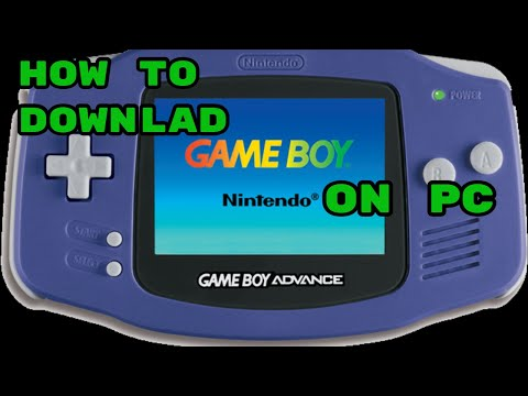 How To Download GBA Emulator PC (No Viruses)(2020)