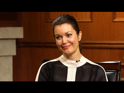 Could we see Bellamy Young in a 'Scandal' spinoff? | Larry King Now | Ora.TV