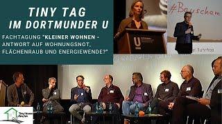 Tiny House - Fachtagung Kleiner Wohnen In Dortmund