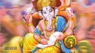 Ganeshashtakam or Ganesha Ashtakam (Vinayagar Asthakam or Ganesha Astagam)
