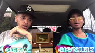 Salud Reaction Beyonce & Jay Z The Carters #CarChronicle