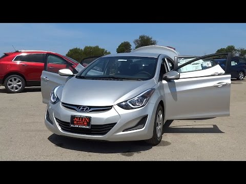 2016 Hyundai Elantra Orange County, Irvine, Laguna Niguel, Newport Beach,  Mission Viejo. 7600. Allen Family Automotive