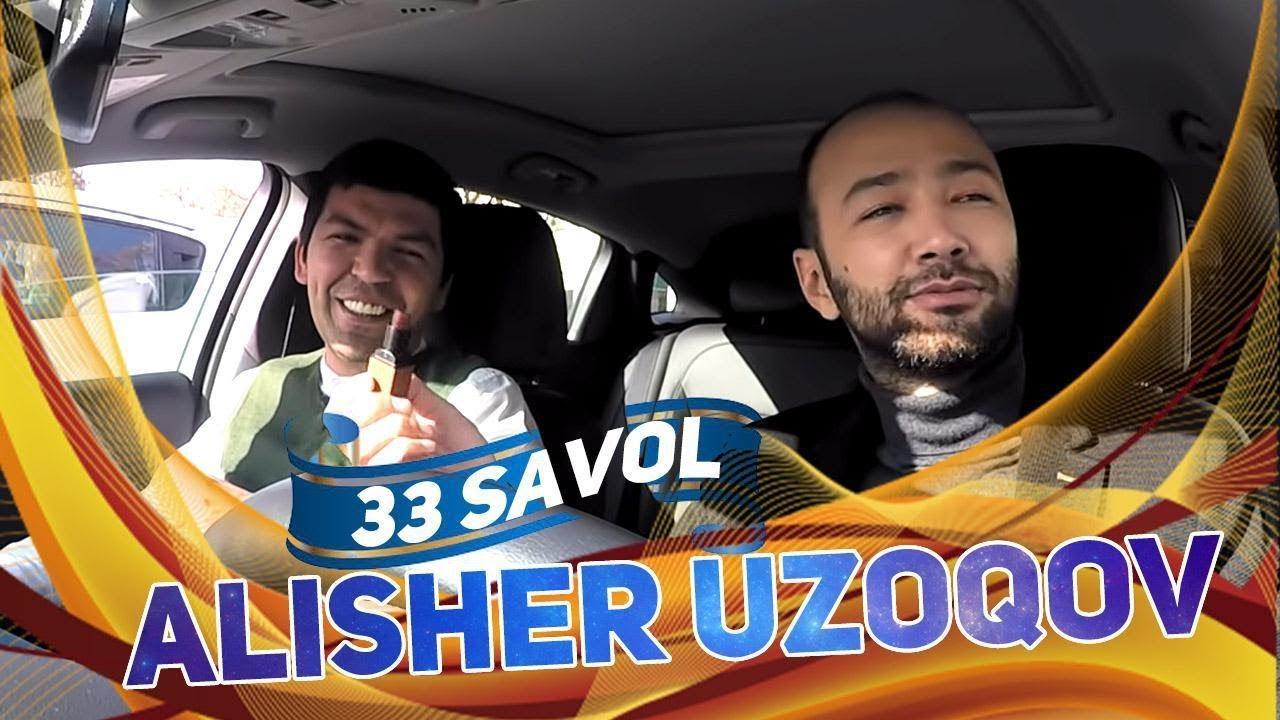 33 savol - Alisher Uzoqov