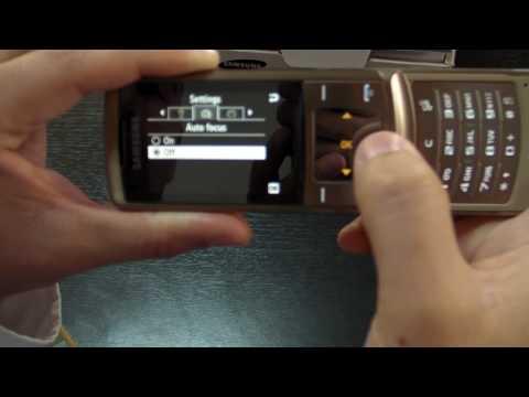 Samsung U900 Soul Review HD ( in Romana ) - www.TelefonulTau.eu -