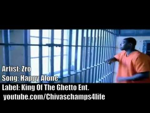 Zro - Happy Alone (Music Video) NEW 2012
