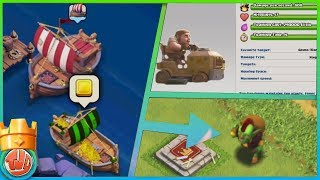 GLOEDNIEUWE LEAKS & TH8 TITAN LEAGUE!?!?! - Clash Of Clans