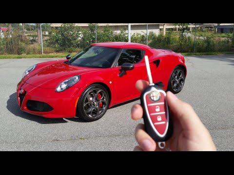 2015 alfa romeo 4c launch edition start up exhaust and review youtube. Black Bedroom Furniture Sets. Home Design Ideas