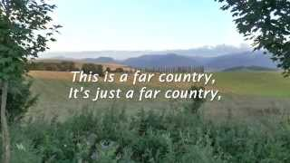 The Far Country Andrew Peterson Lyrics