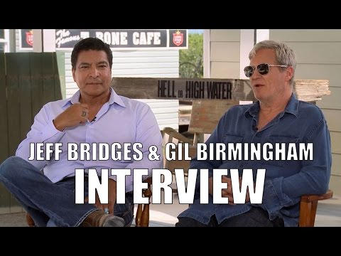 Gil Birmingham: HELL OR HIGH WATER clip