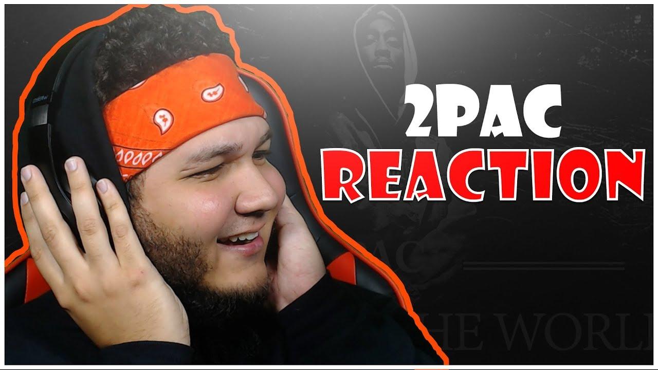 🔥🌎 REACTION!! 🌎🔥 2Pac - Me Against The World - YouTube 7029da041eba4