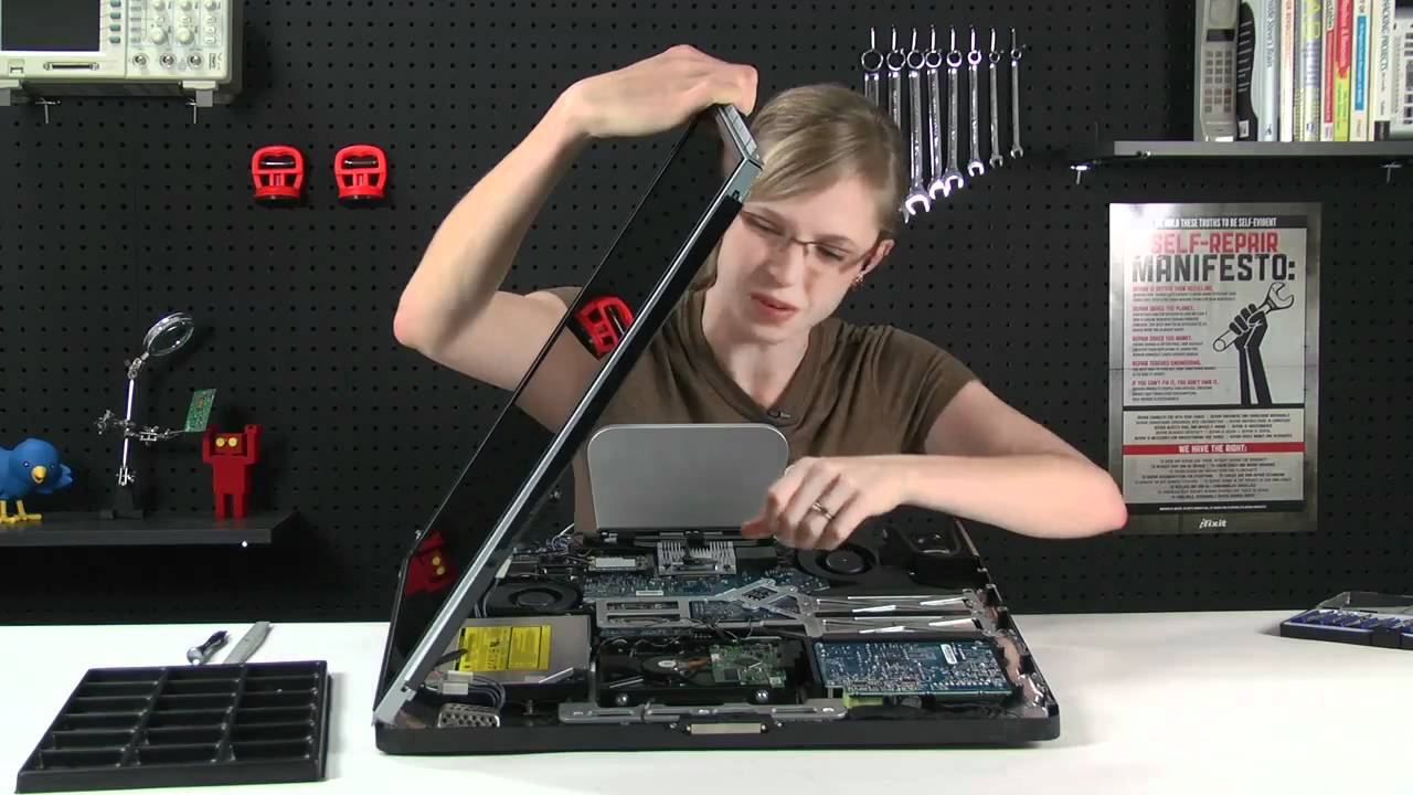 how to replace hard drive on imac 2011