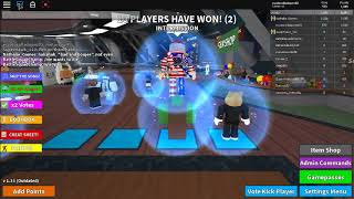 the fan cheating and i at cheat {Roblox Song simulator Guess that song 2}