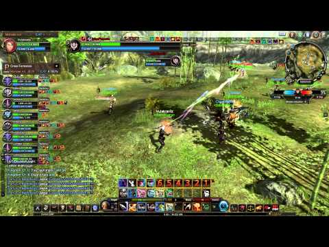 [2] Vulskrantz - 3 Online Indonesia (Heaven of Three Kingdoms) - Bamboo Forest Battle - Shu Archer