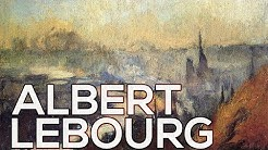 Albert Lebourg: A collection of 224 paintings (HD)