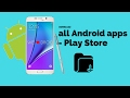 How to Download apps without Google Play Store | Android APK