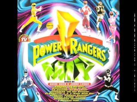 Power Rangers Mix Megamix