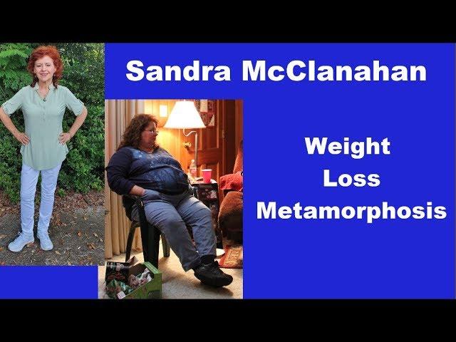 Sandra McClanahan - Weight Loss Metamorphism